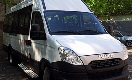 IVECO DAILY 50С15VH (Пассажирский автобус)