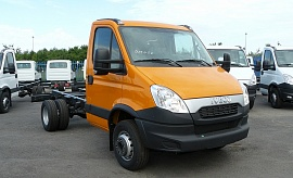 IVECO DAILY 35С15 шасси